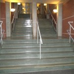 Commercial Hand Railings- YMCA DOWNTOWN TORONTO