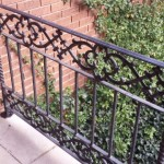 Ornamental Iron Railing