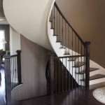 circular-stair-iron-railing