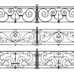 wrought iron railing1