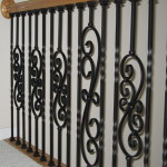 ornamental rail